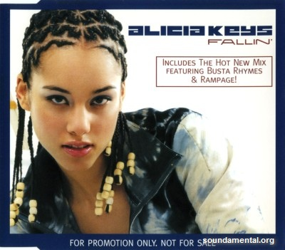 Alicia Keys - Fallin' / Copyright Alicia Keys
