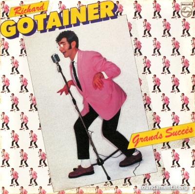 Richard Gotainer - Grands succès / Copyright Richard Gotainer