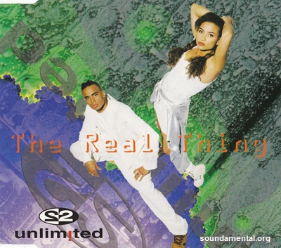 2 Unlimited - The real thing / Copyright 2 Unlimited