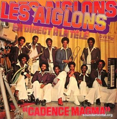 Les Aiglons - Cadence magma / Copyright Les Aiglons