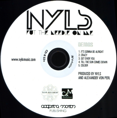 Nyls - Put the needle on me / Copyright Nyls