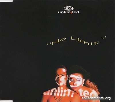 2 Unlimited - No limit / Copyright 2 Unlimited