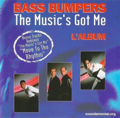 Bass Bumpers - The music's got me / Copyright Bass Bumpers