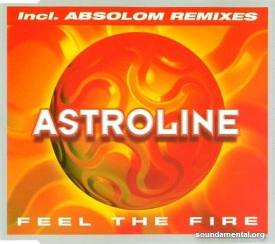 Astroline - Feel the fire / Copyright Astroline