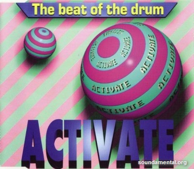 Activate - The beat of the drum / Copyright Activate