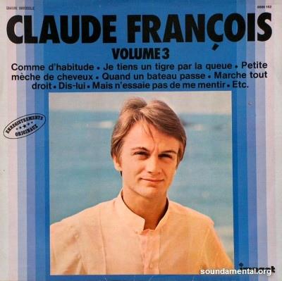 Claude François - Claude François (Vol. 03) / Copyright Claude François