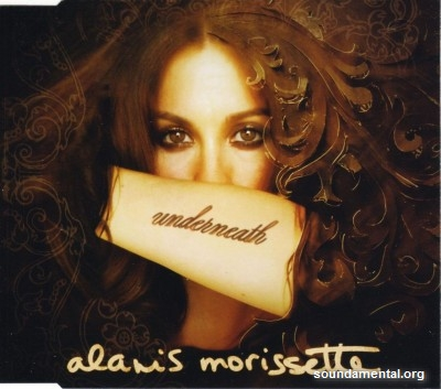 Alanis Morissette - Underneath / Copyright Alanis Morissette
