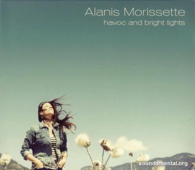 Alanis Morissette - Havoc and bright lights / Copyright Alanis Morissette