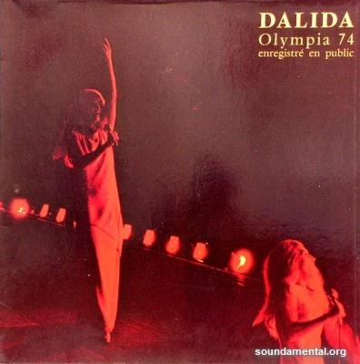 Dalida - Olympia 74 / Copyright Dalida