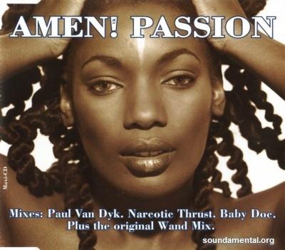 Amen! UK - Passion / Copyright Amen! UK