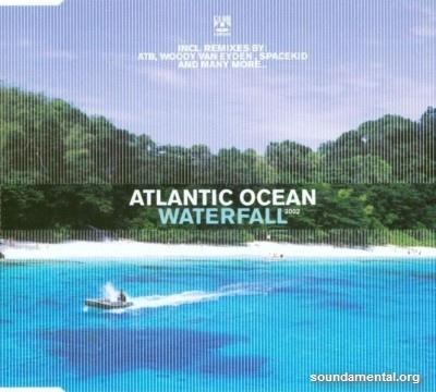 Atlantic Ocean - Waterfall 2002 / Copyright Atlantic Ocean