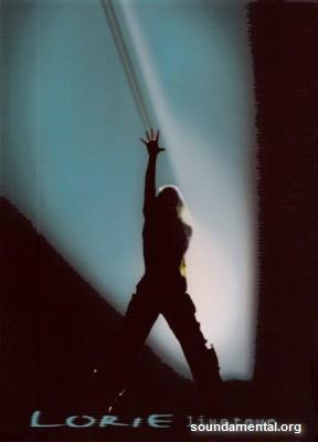 Lorie - Live Tour (Edition limitée) / Copyright Lorie