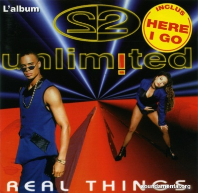 2 Unlimited - Real things / Copyright 2 Unlimited