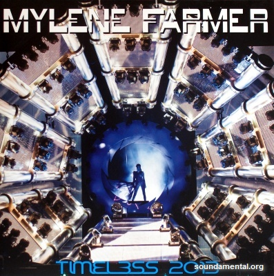 Mylène Farmer - Timeless 2013 / Copyright Mylène Farmer