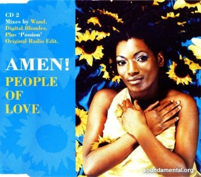 Amen! UK - People of love (CD2) / Copyright Amen! UK