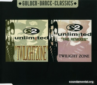 2 Unlimited - Twilight zone / Copyright 2 Unlimited