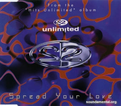 2 Unlimited - Spread your love / Copyright 2 Unlimited