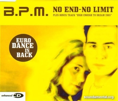 B.P.M. - No end - No limit / Copyright B.P.M.