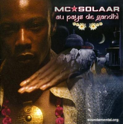 MC Solaar - Au pays de Ghandi / Copyright MC Solaar