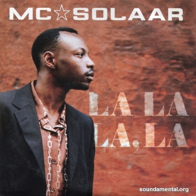 MC Solaar - La la la, la / Copyright MC Solaar