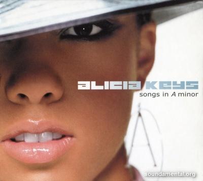 Alicia Keys - Songs in A minor / Copyright Alicia Keys