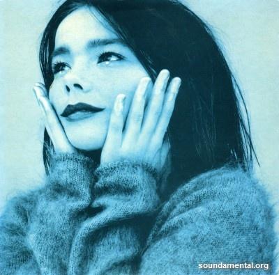 Björk - Venus as a boy / Copyright Björk